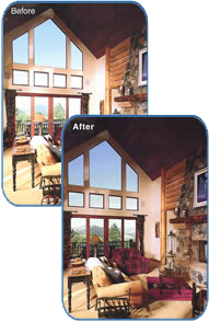 Get Livermore home window tinting.